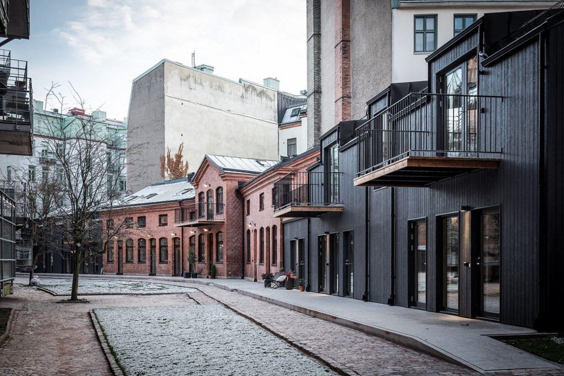 Exclusieve turnkey herenhuis uit Göteborg