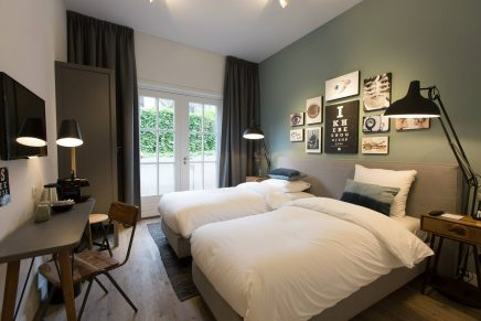 Eye Hotel in Utrecht