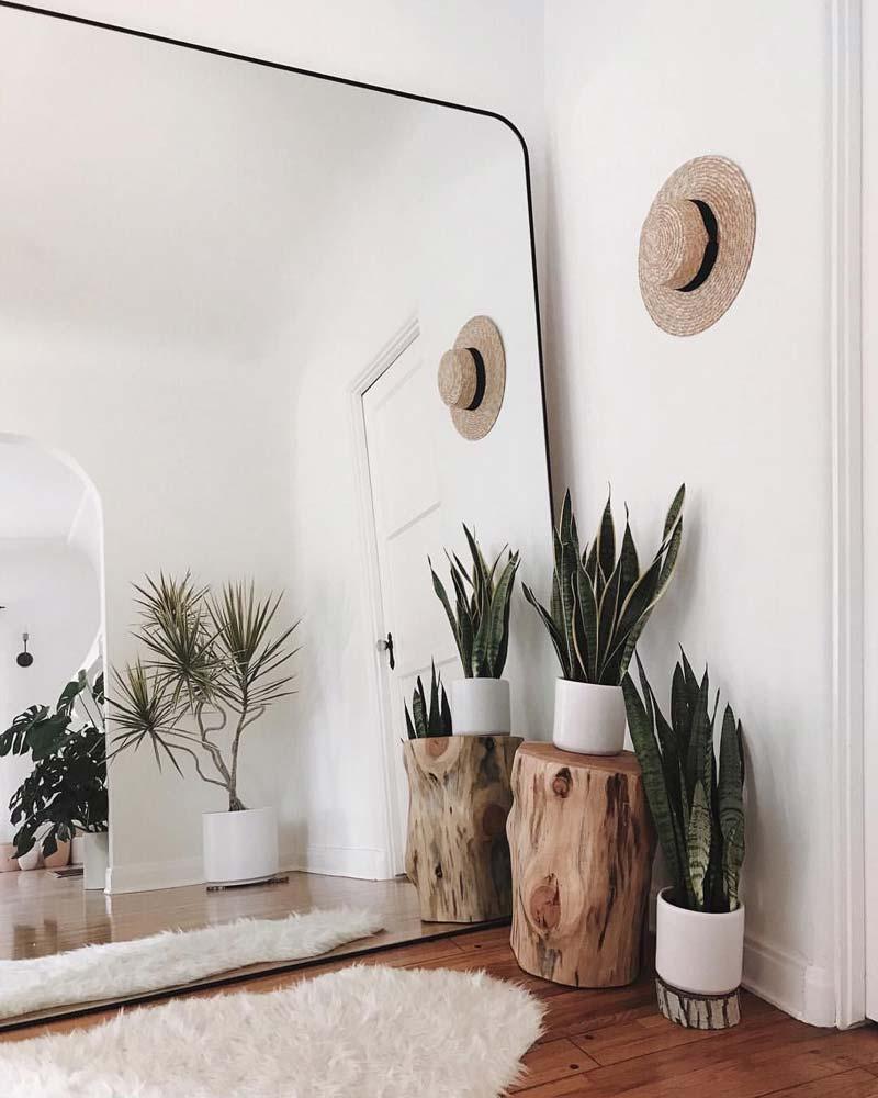 feng shui huis grote spiegel