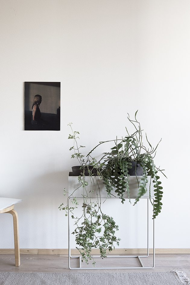 Ferm Living plantenbak hangplanten