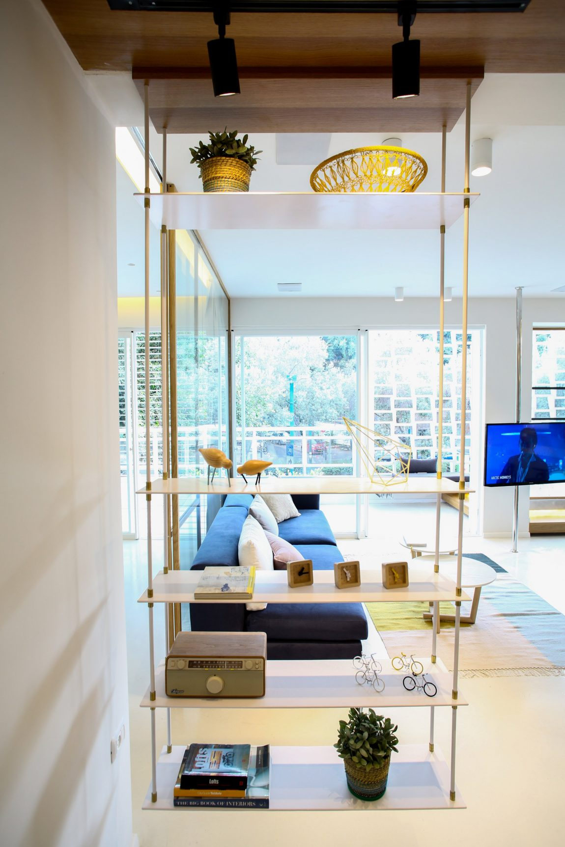 Fijn appartement met een open indeling en veel lichtinval
