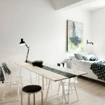 Finnish apartment with Scandinavian design