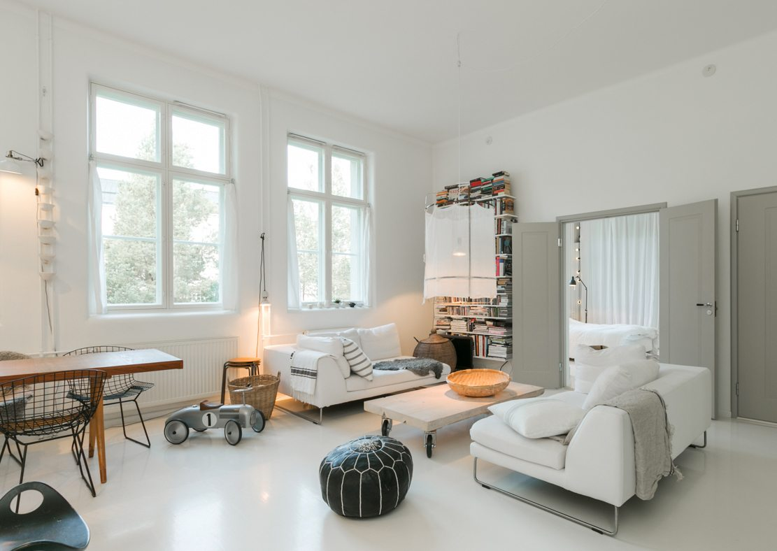 In dit Finse appartement kijk je je ogen uit!