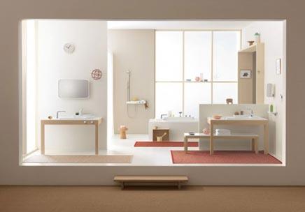 Flexibele badkamer van Axor