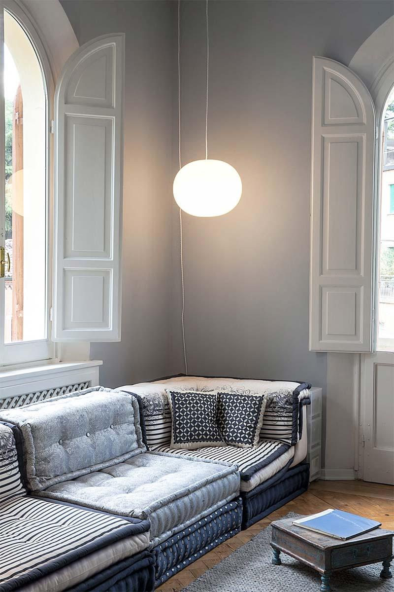 floss glo-ball hanglamp