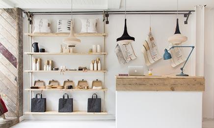 Folklore designwinkel in Londen
