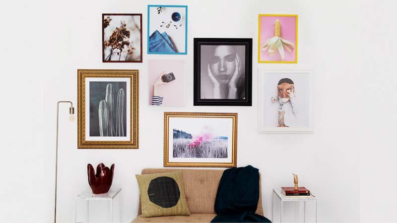 foto lijsten collage