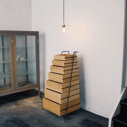 Frama geometric Shade Circle lamp