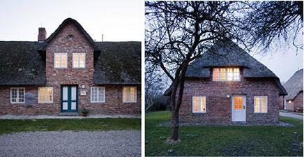 Friese woninginrichting in woonboerderij