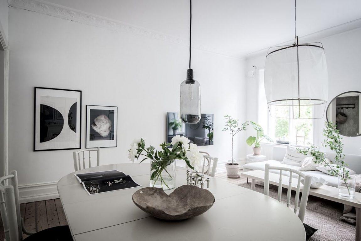 Frisse woonkamer met leuke items | Inrichting-huis.com