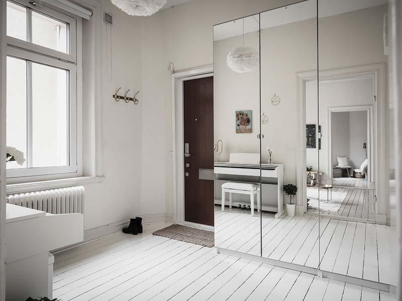garderobekast spiegeldeuren