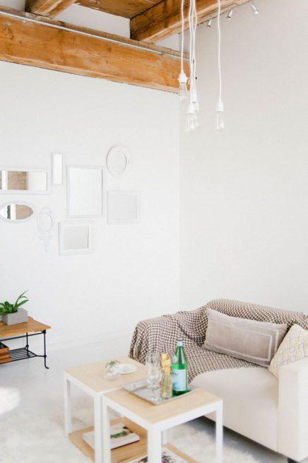 Het gedeelde kantoor van een wedding planner en fotografe