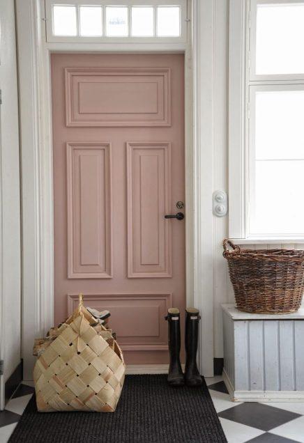 Gekleurde deuren