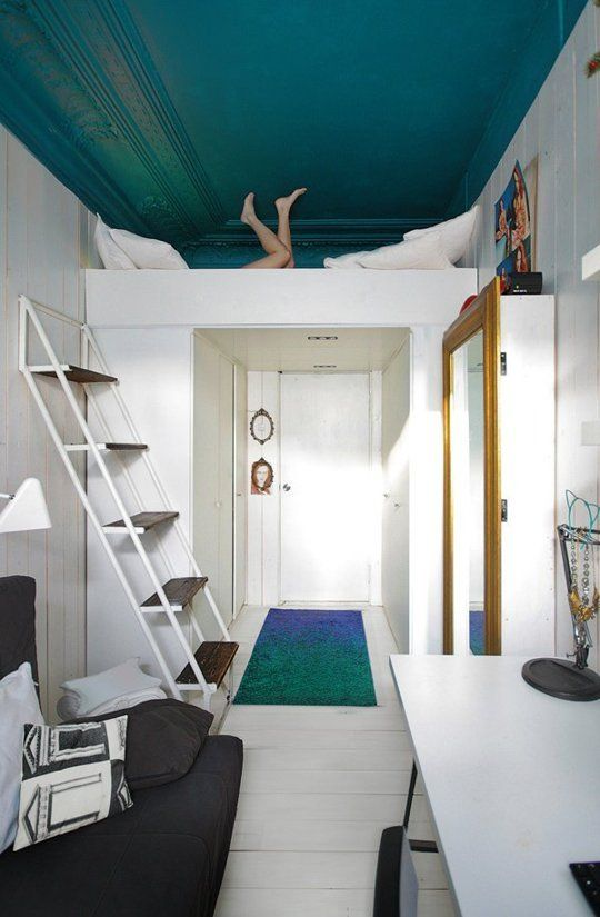 Gekleurde plafonds