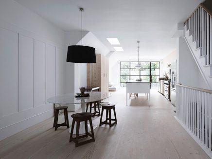 Interieur Woning Prinseneiland : Gerenoveerde woning uit fullham inrichting huis