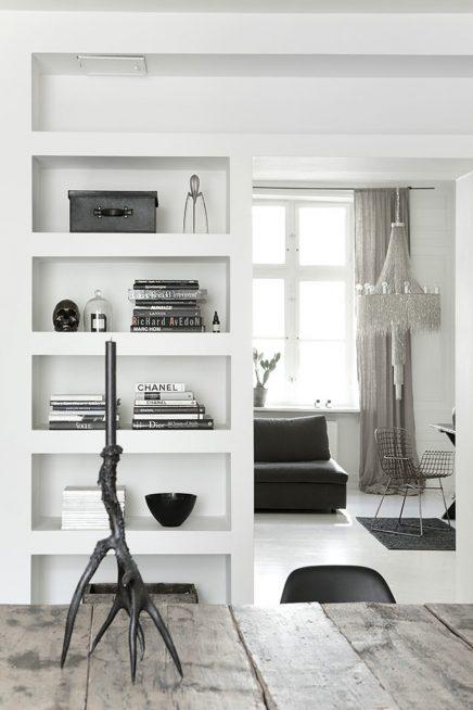 Noorse woonkeuken van stylist ingeborg wolf inrichting - Interieur binnenkomst ...