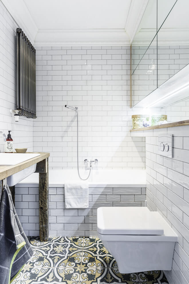 Idee n inrichting badkamer kleine badkamer inrichten slimme tips inspiratie - Badkamer inrichting ...