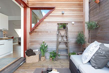 Gezellig Knus Dakterras : Gezellig knus dakterras inrichting huis