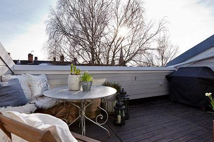 Gezellig Zonnig Balkon : Gezellig zonnig balkon inrichting huis