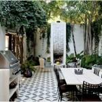 Cosy Mediterranean garden