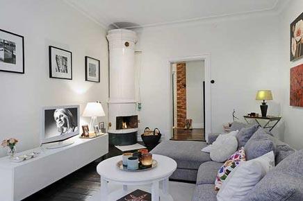 Wohnideen wohnzimmer gemütlich  Gemütliche raumgestaltung in Gothenburg | Wohnideen einrichten