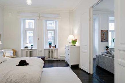 Gemütliche raumgestaltung in Gothenburg
