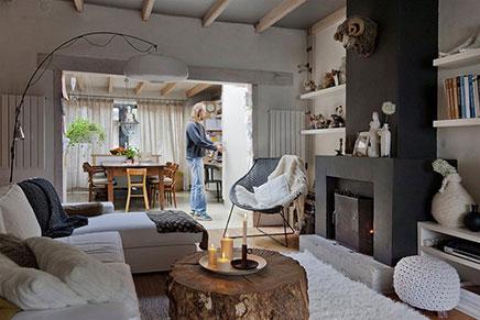 Gezellige woonkamer van Ineke Visser | Inrichting-huis.com