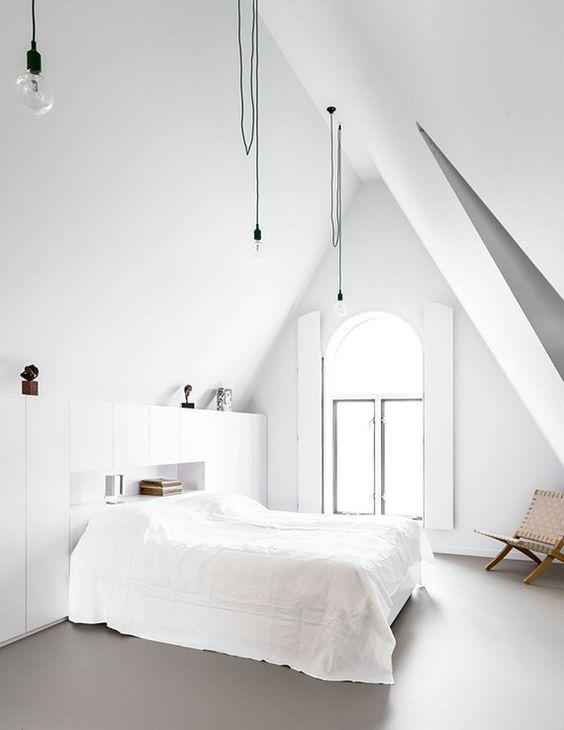 gietvloer zolder slaapkamer