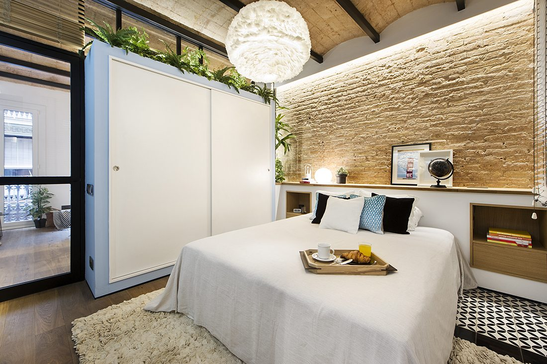 Strand Inrichting Slaapkamer : Mooi appartement met een strand thema inrichting huis