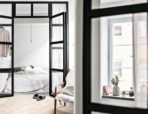 Inrichting van een scandinavische woonkamer inrichting for Wand woonkamer
