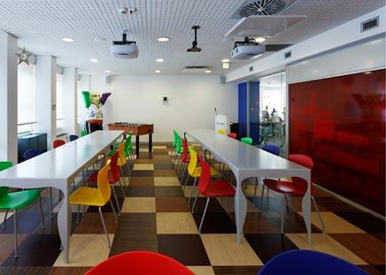 Google kantoor in Milaan