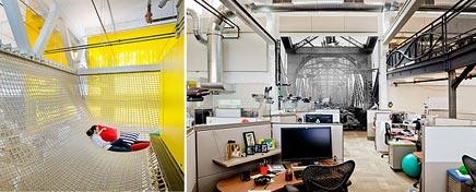 Google kantoor in Pittsburgh