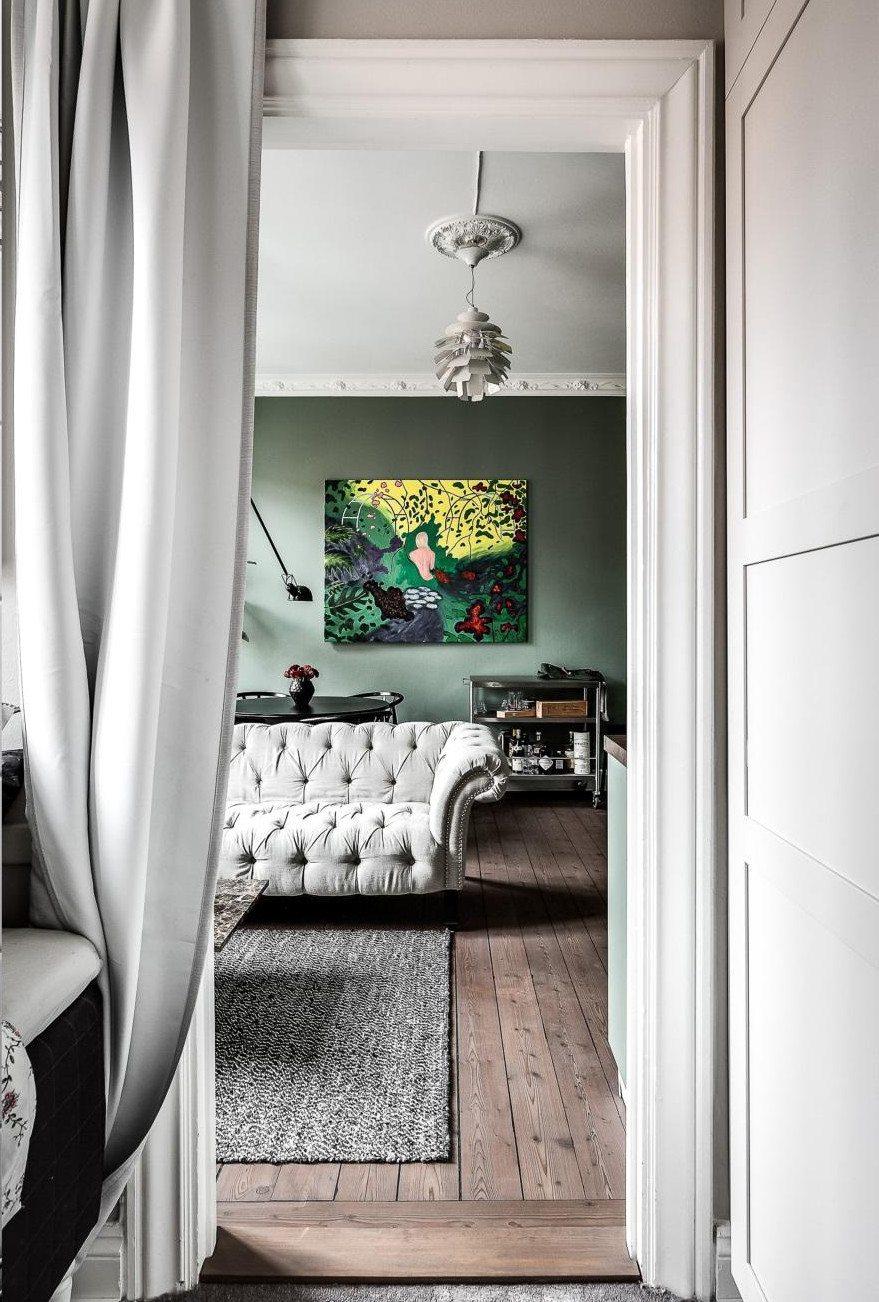 gordijn-deur-kleine-slaapkamer