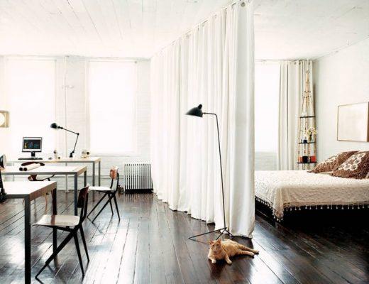 gordijnen-roomdivider-slaapkamer