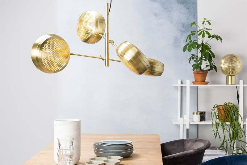 gouden hanglamp zuiver gringo