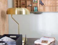 10x Gouden lamp