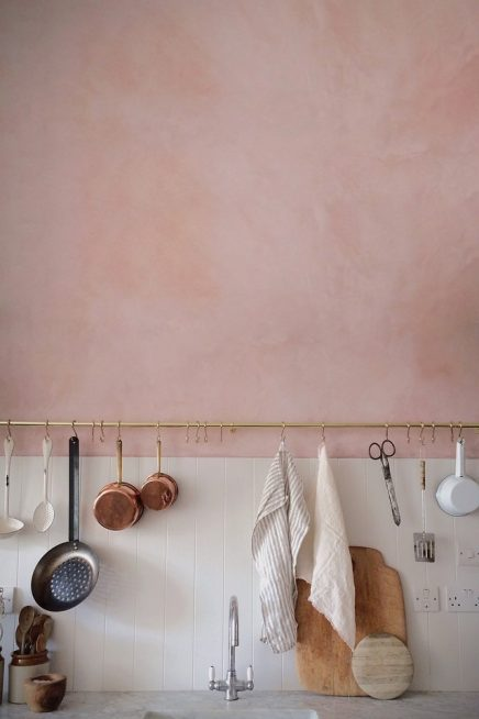 gouden-stang-keuken-muur