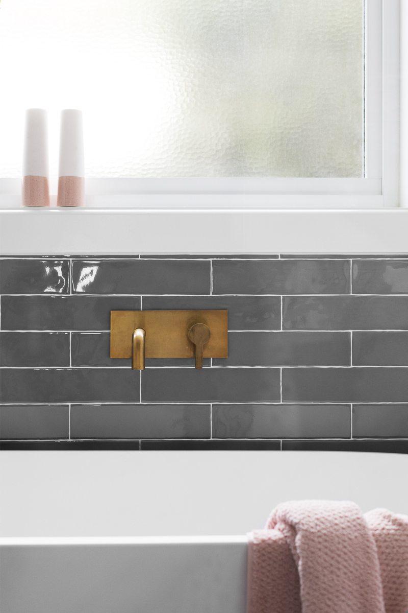 Deze badkamer is verbouwd met een budet van inrichting - Badkamer scheiding ...
