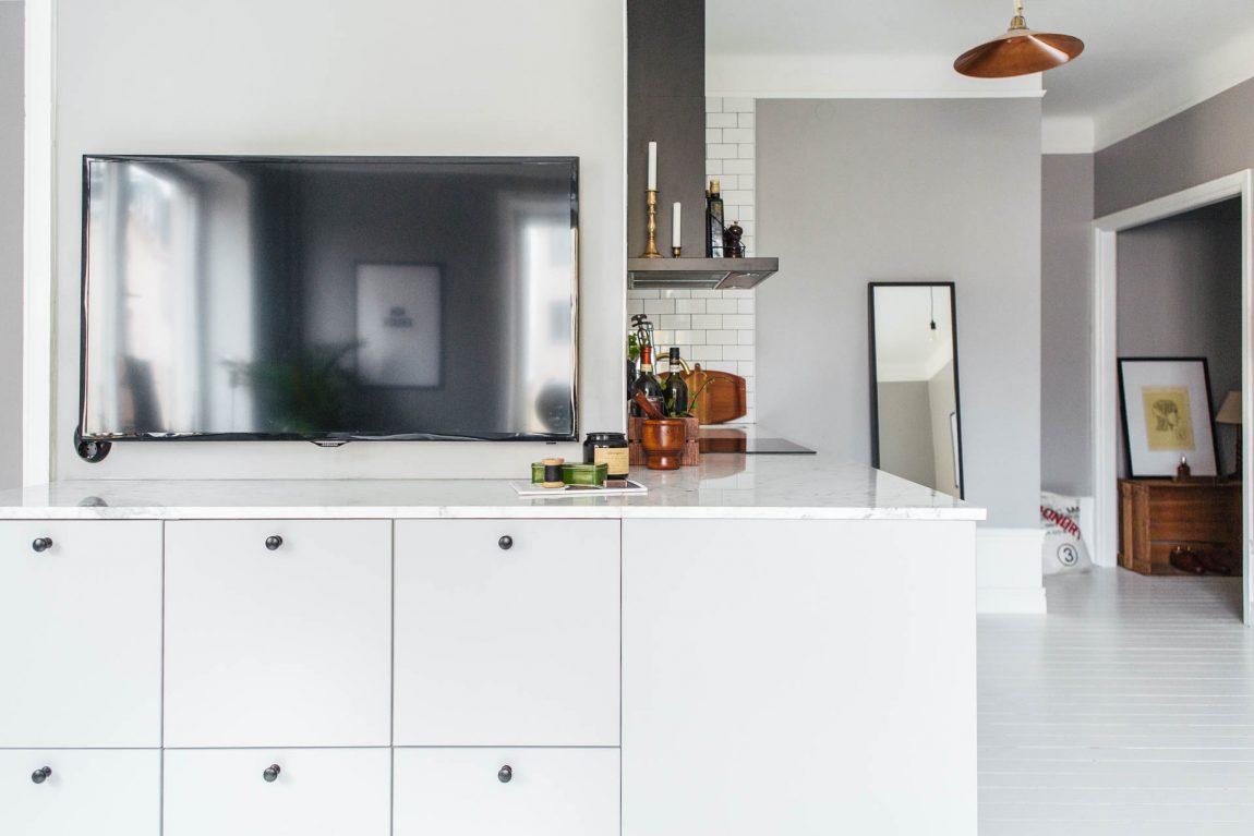 Kleine l vormige keuken: hoekkeukens wat is de beste indeling ...