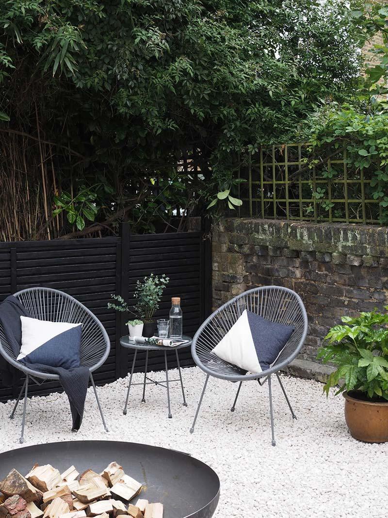 Grind tuin lounge stoelen
