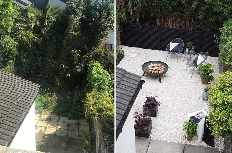 grind tuin verbouwing
