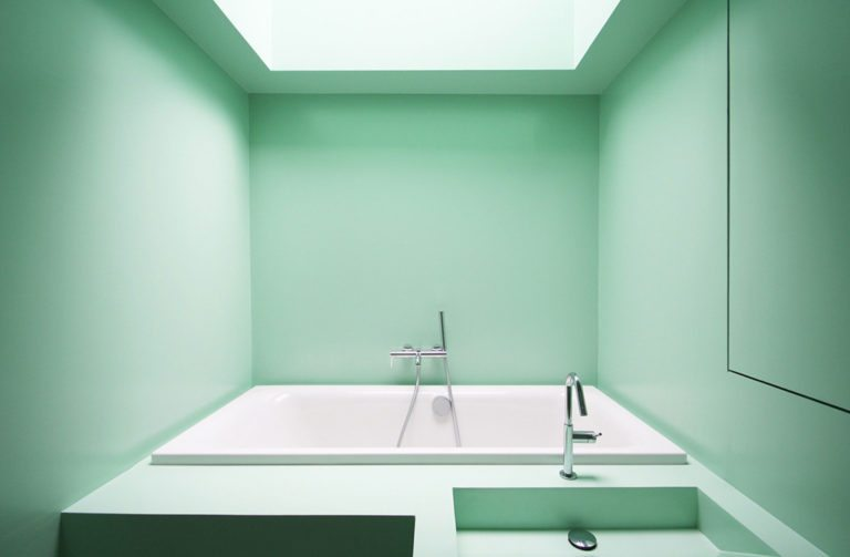 groene-badkamer