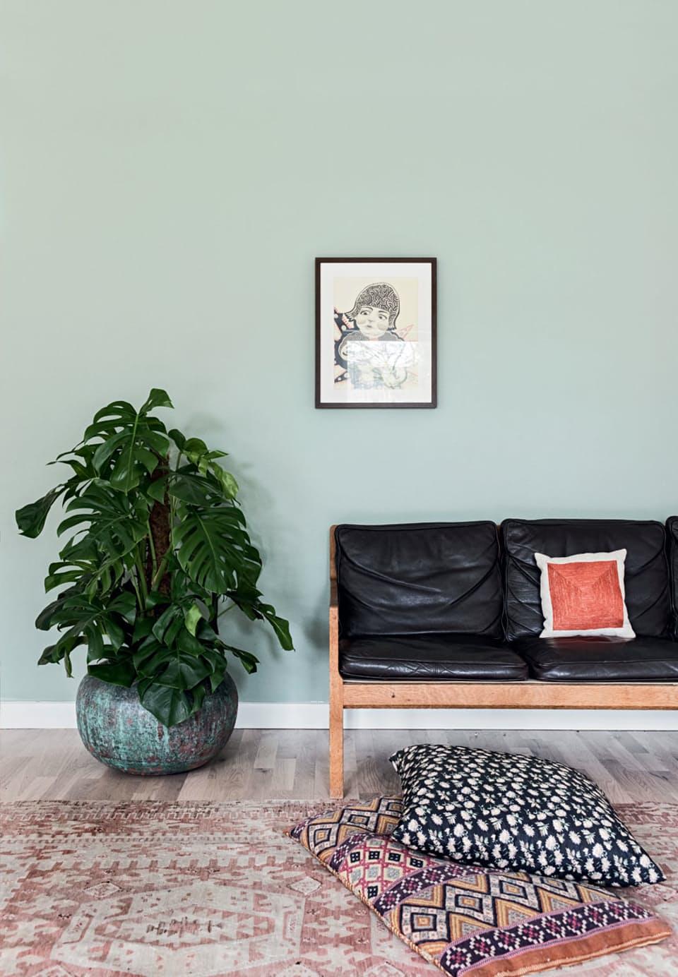 groene-muur-woonkamer