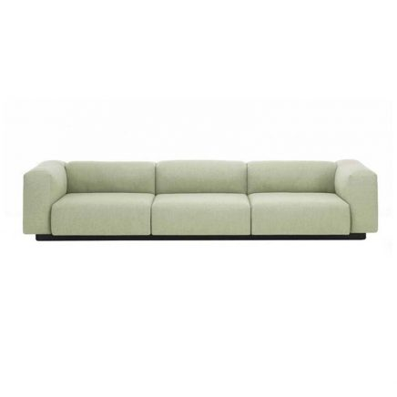 Vitra Soft Modular Sofa 3-zits Bank