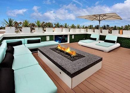 5 Lounge Dakterrassen : Lounge dakterrassen inrichting huis