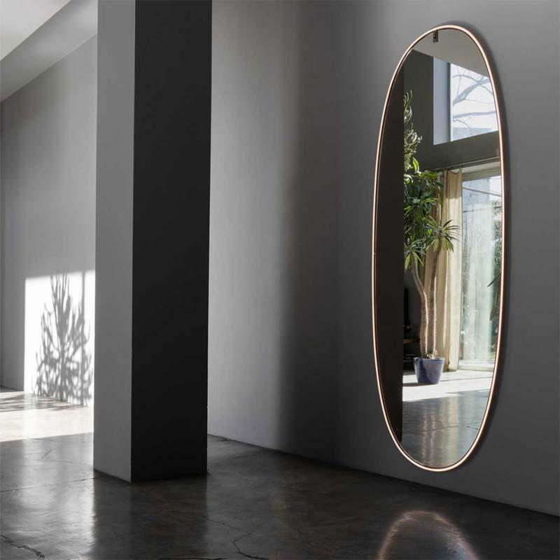 Grote spiegel FLOS La Plus Belle spiegel