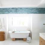 Badkamer met spa gevoel inrichting - Model badkamer betegeld ...