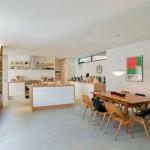 Grote open keuken van Kahtryn Tyler
