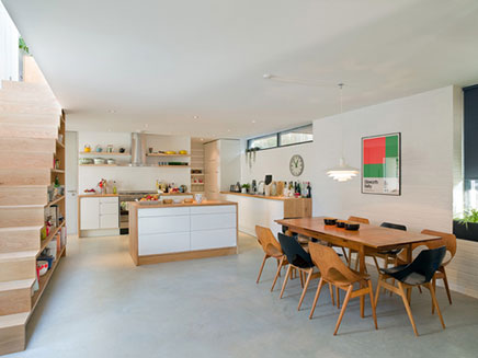Keuken Grote Open : Grote open keuken van kahtryn tyler inrichting huis