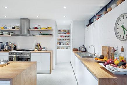 Keuken Ikea Open : Grote open keuken van kahtryn tyler inrichting huis